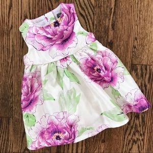 BabyGap floral summer dress